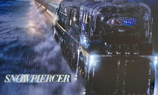 רכבת הקרח – סדרה בנטפליקס